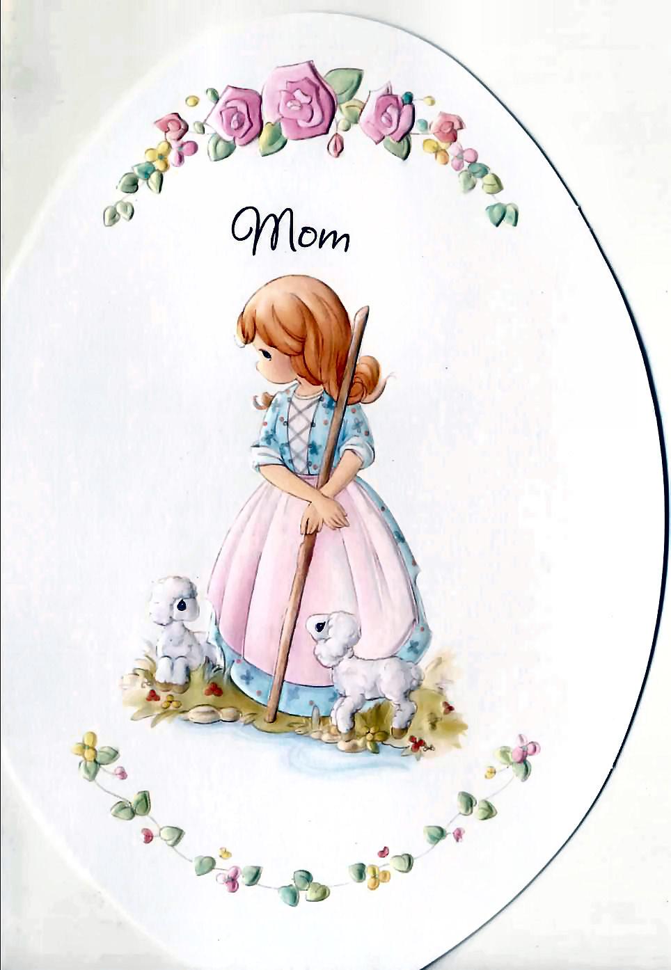 Precious Moments Cards