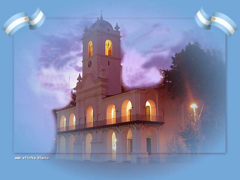 El 25 de mayo de 1810, reunido el Cabildo, los vecinos, comandantes y