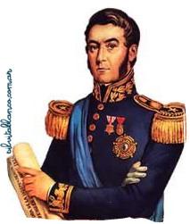 Jose francisco de san mart0edn y matorras; 1778 - 1850) - латиноамериканский политический деятель, полководец