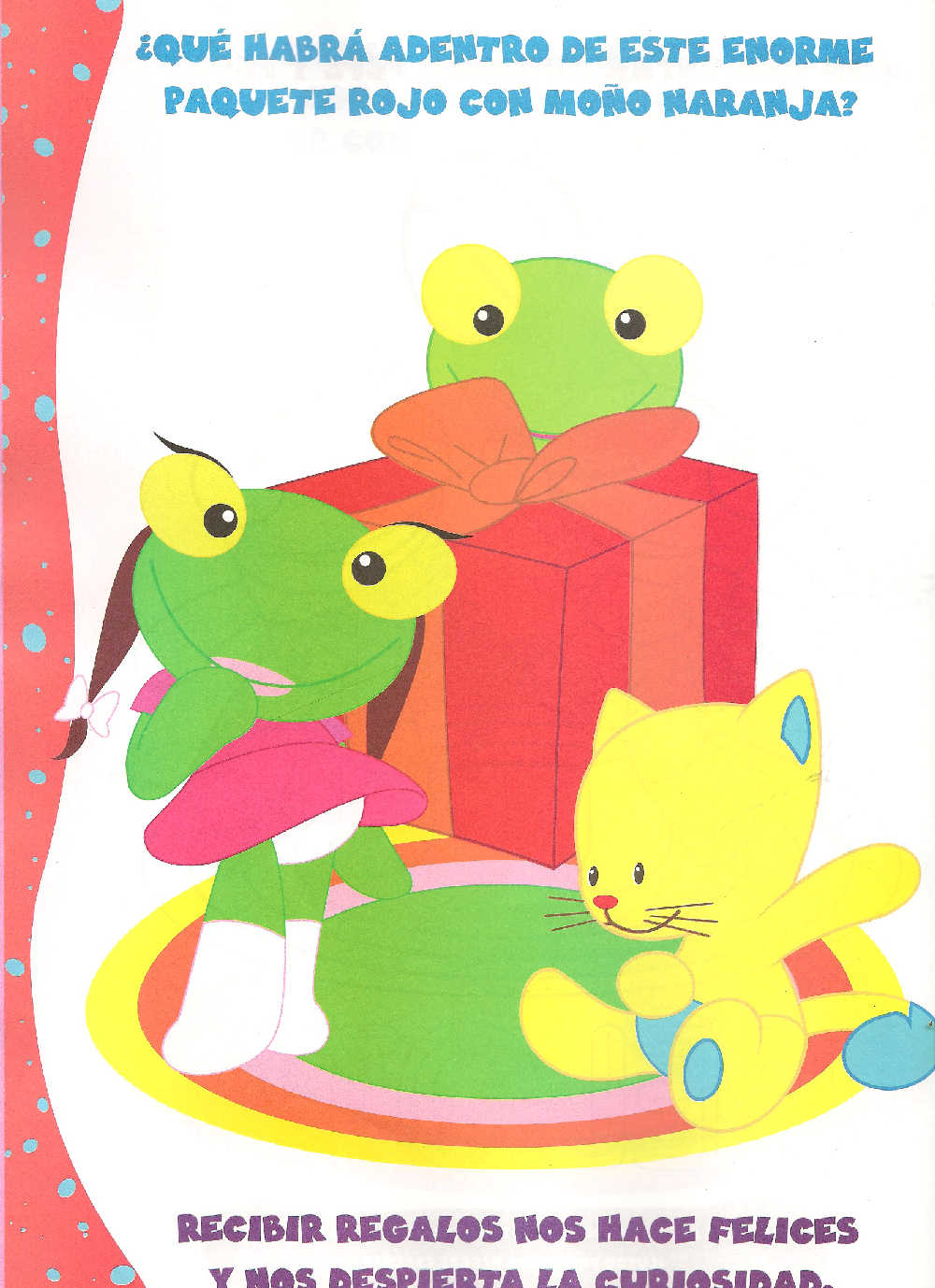 Sapo pepe pintar dibujar colorear bailar cantar for Cancion para saludar al jardin de infantes