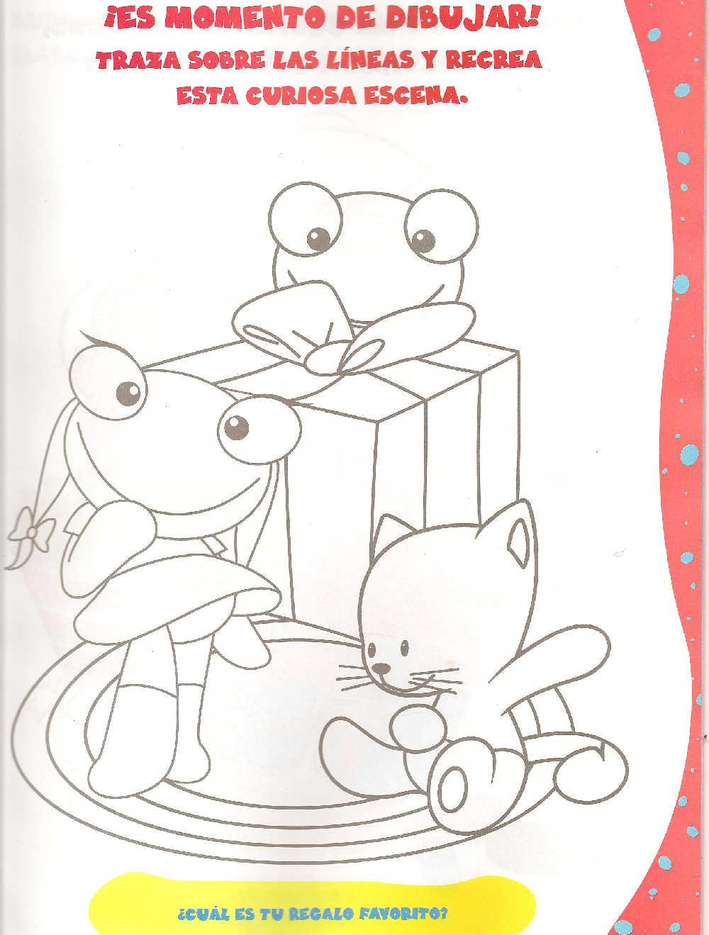 Sapo Pepe Dibujos Para Colorear Dibujos Para Colorear Acolorear