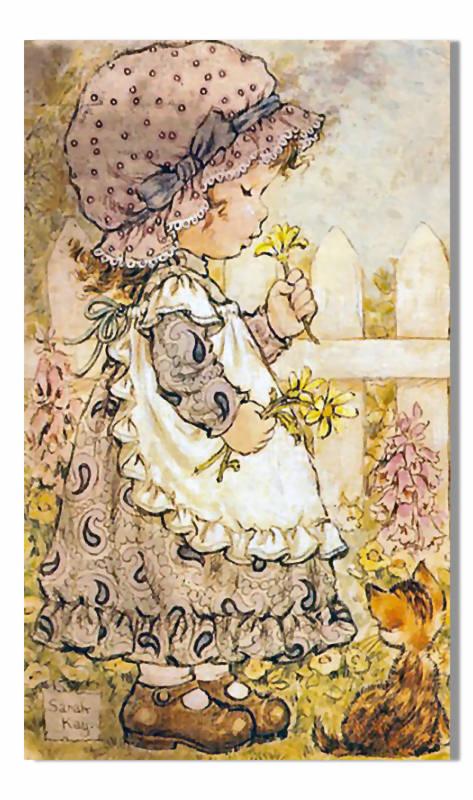 SARAH KAY Adorables Ilustraciones