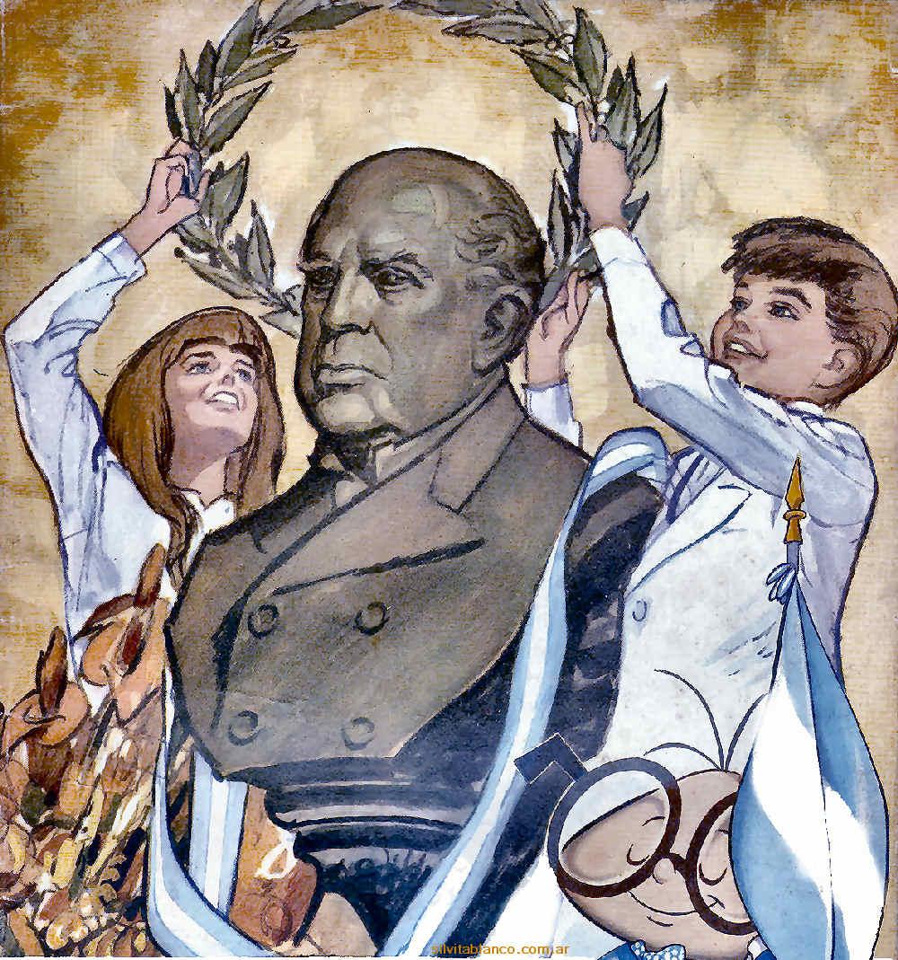 Biografía Domingo Faustino Sarmiento Padre del Aula