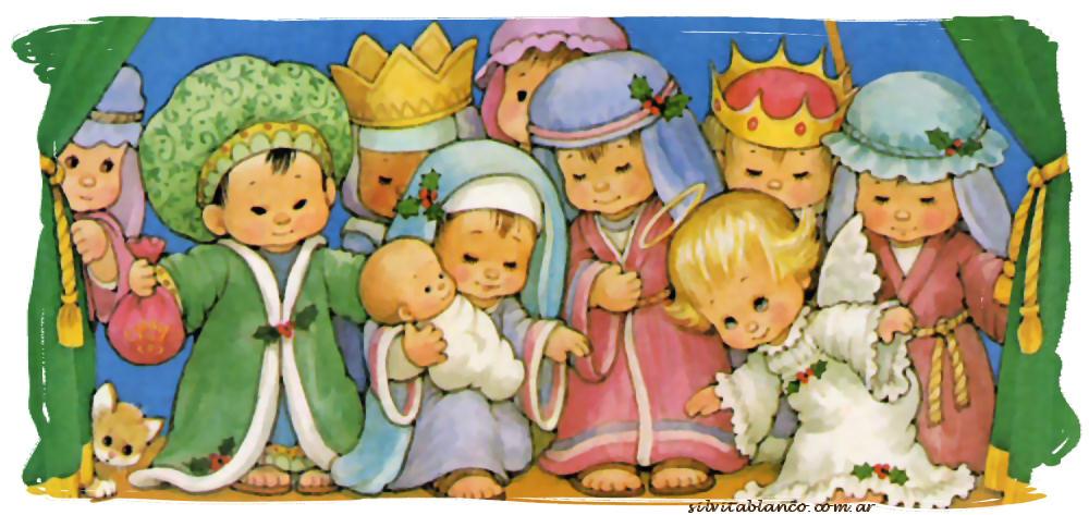 nacimiento del niño dios niño jesús