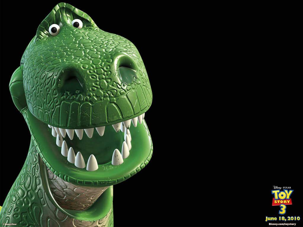 Toy Story 3 Rex
