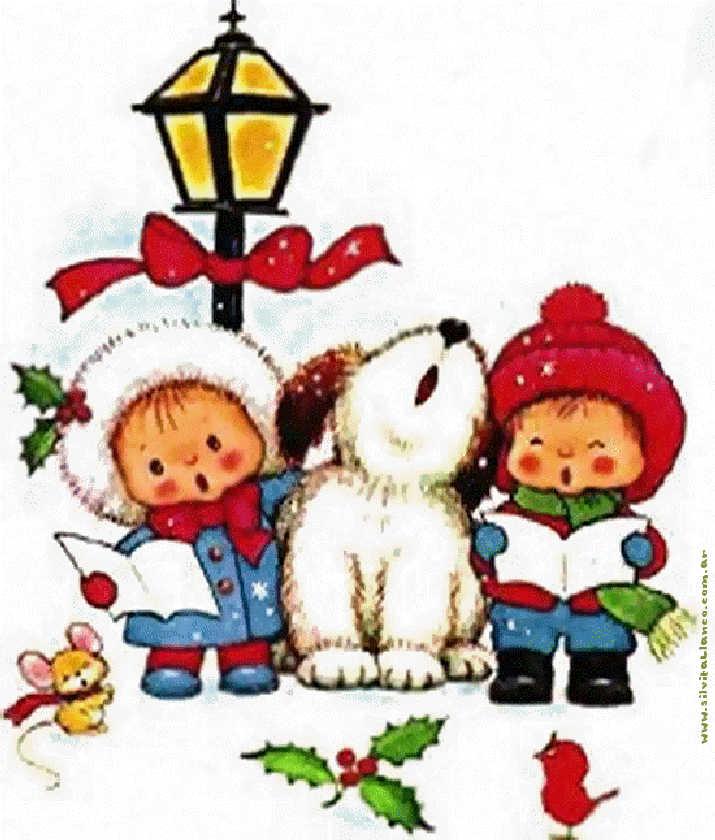 ni�os navidad