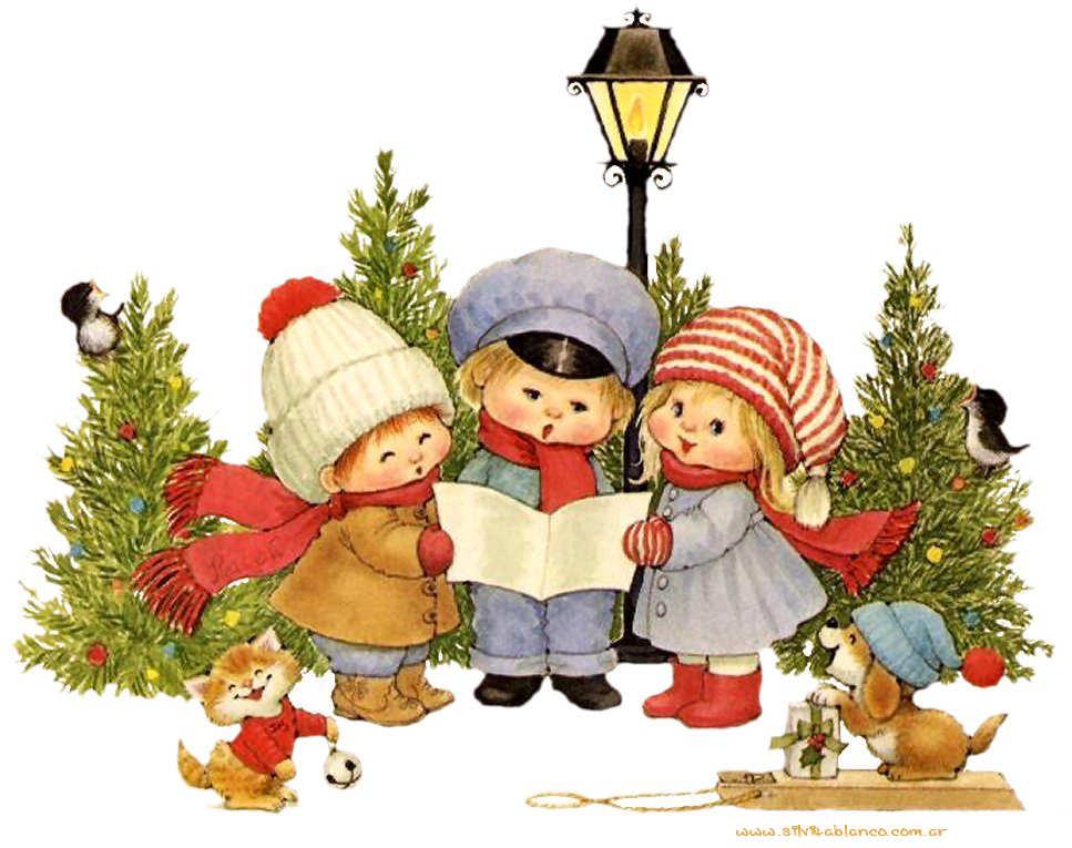 gifs navide os coros infantiles navide os