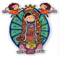 Imagenes De Caricatura De Virgencitas