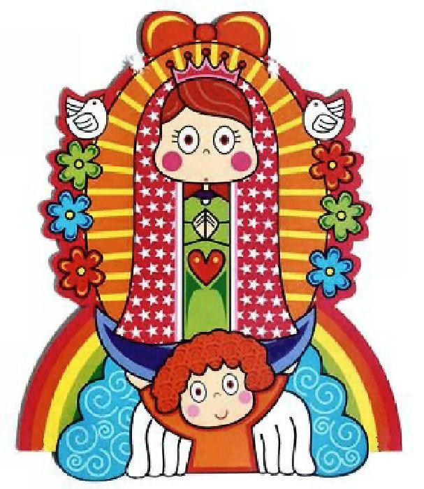 Virgencita Nueva | virgencita Plis | virgencita buena onda | cute ...