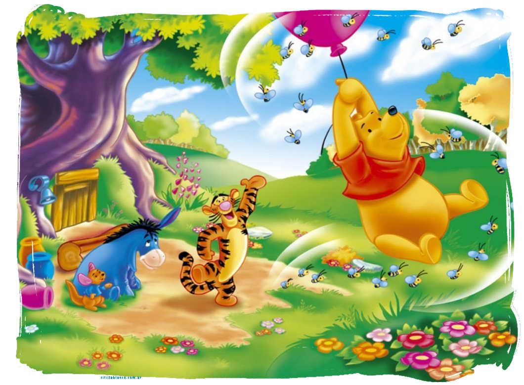Winnie Pooh | Feliz Cumpleaños | Tarjetas de Invitación | Saludos ...