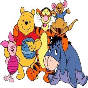 winne y sus amigos:
