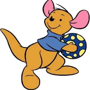 Roo Winnie Pooh