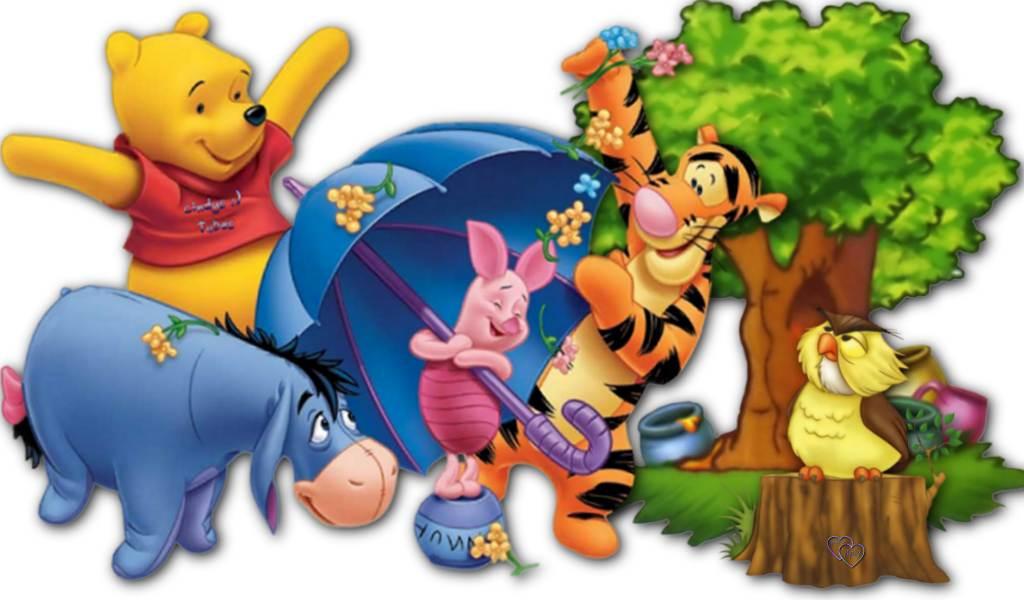 Eeyore Winnie Pooh Cartoon Disney
